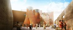 THE LIVING WINS YOUNG ARCHITECTS PROGRAM 2014