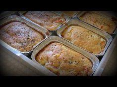 Faça e Venda: Torta Salgada de Queijo e Presunto Baked Potato, Banana Bread, Food And Drink, Cooking Recipes, Snacks, Eat, Ethnic Recipes, Desserts, Cristina