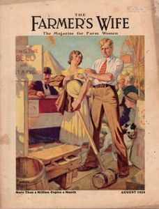 The Navarre Bible New Testament series offers extensive explanations of the meaning of the scriptural text and its implications for everyday life. The commentar Old Magazines, Vintage Magazines, Vintage Ads, Vintage Soul, Vintage Prints, Vintage Posters, Farm Women, Nancy Drew Books, Mystery Stories