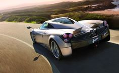 9th most expensive car in the world Pagani Huayra : Price - $1,300,000