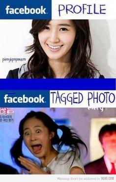 Facebook Profile & Facebook Tag LOL