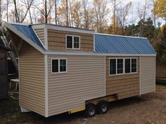 Couple Living Simply in 200 Sq. Ft. Tiny House Built for $15k Photo