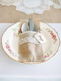 burlap and lace wedding cake - Google zoeken