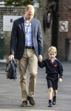 This is why Kate Middleton might miss Prince George's first day of school