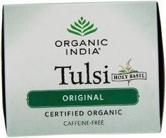 Should you try Organic India Tulsi Tea Original to reduce stress? Read this review to learn more!