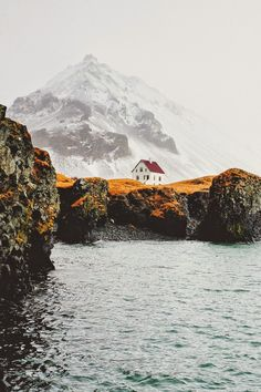 Arnarstapi, Iceland.