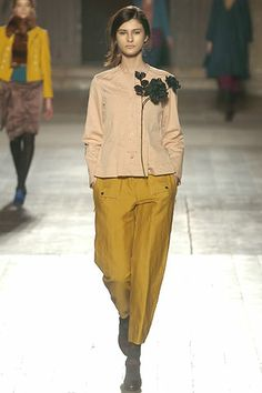 Dries Van Noten | Fall 2005 Ready-to-Wear Collection