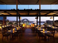 Cafe Sydney . favorite place to bring guests visiting Sydney