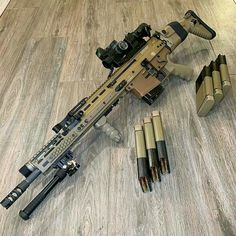 <img> Special Operation Forces Combat Assault Rifle Led Monkey approved 👍🏼🇺🇸 ———————————————————————— ・・・ from – SCAR wearing all my parts since I should have the 16 put back together this week in its… Source by fmarriggi - Weapons Guns, Guns And Ammo, Fn Scar, Military Guns, Assault Rifle, Cool Guns, Fantasy Weapons, Firearms, Shotguns
