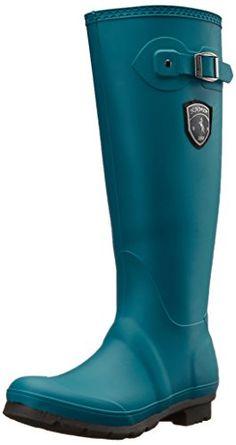 Kamik Women's Jennifer Rain Boot ** Click image to review more details.