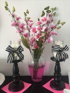 Paris pink, blank and white Glass Vase, Paris, Pink, Home Decor, The Creation, Montmartre Paris, Decoration Home, Room Decor, Paris France
