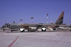 Picture of the Boeing Stratofortress aircraft B52 Bomber, B 52h, Vietnam, Strategic Air Command, B 52 Stratofortress, Work Horses, Military Aircraft, Air Force, Fighter Jets