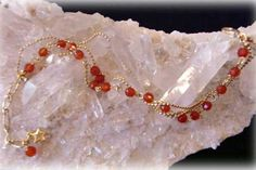 """Affection and a carnelian -  crystal, an angel, and healing one-house house"""" Crystal Garden   Mejiro """""""