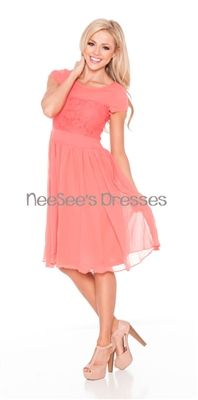 Isabel Modest Dress by Mikarose, Vintage Dress, Church Dresses