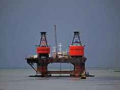 Offshore Heavy Lift Barge