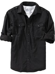 Pack doble T-Shirt caballeros sobre tamaño negro Redfield