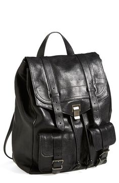 Proenza Schouler 'PS1' Leather Backpack available at #Nordstrom