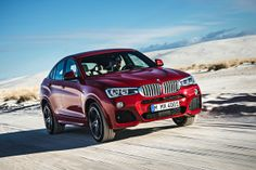 The new 2015 BMW X4 xDrive28i premium crossover starts at $45,625.
