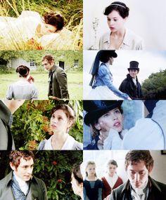 northanger abbey by Jane Austen Northanger Abbey Movie, Jane Austen Movies, Mr Darcy, Felicity Jones, Por Tv, Classic Literature, Pride And Prejudice, Period Dramas, Best Couple
