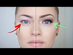 3 Minute Makeup for Hooded Eyes - Work Appropriate. 3 Minute Makeup for Hooded Eyes – Work Appropriate Makeup Geek, Eye Makeup Tips, Hair Makeup, Makeup Ideas, Makeup Remover, Blush Makeup, Gray Eye Makeup, Droopy Eye Makeup, Droopy Eyes