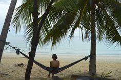 Enjoying the Paradise at Ko Phanang Thailand