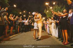 #themill #weddings #bride #weddingvenue #southernwedding #vintagecars #mississippi #sparklers #farewell #honeymoon