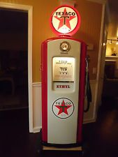 Vintage gas pump restored Bennett 756 from the 50's WILL SHIP AT BUYER COST