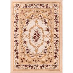 This item is the perfect blend of quality and value. Detailed floral, modern, geometric, and traditional Oriental and European styles come in a palate of warm, neutral tones with bright red, black, an