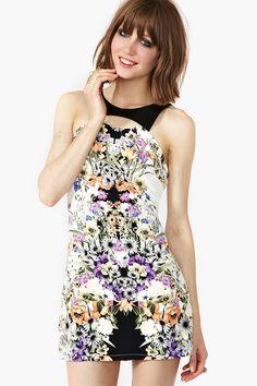 Spring Reflection Dress