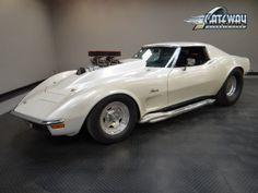 1972 Chevrolet Corvette Pro Street