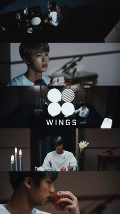 [Phone Wallpaper] Jin ❤ 방탄소년단 (BTS) WINGS Short Film #7 AWAKE #BTS #방탄소년단