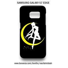 Sailor Moon Samsung Galaxy S7 EDGE Case Cover
