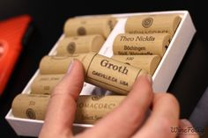 The world drinks about 30 billion bottles of wine a year. Nomacorc synthetic corks produce up to 7 million corks a day. A video on how corks are made. Wine Folly, Made Video, Corks, Bottle, Videos, Flask, Jars, Cork, Cleats
