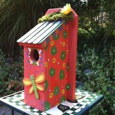 Wilderness Series WSBH142 Home Tweet Home Bird House
