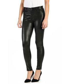 http://www.quickapparels.com/black-ultra-skinny-women-leather-pants.html