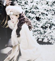 Pretty portrait of Natalie Dormer as Anne Boleyn #TheTudors