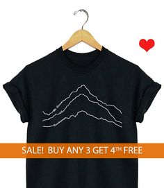 Three tallest mountains in the world [Mt. Everest K2 Kanchenjunga climb climber climbing rock hike adventure sports tee Nepal height range] shirt t shirt mens womens small medium large extra x-large black crew neck soft cotton funny design quotes tee etsy style ladies unisex t-shirt humor best ideas screen printed graphic art top selling cute kitten cat but first coffee fashion fashionista style guide rolled sleeves clothing photography brand everyday cat dog lover love loving fitness work…