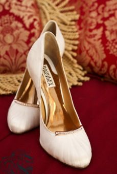 My wedding shoes !!!