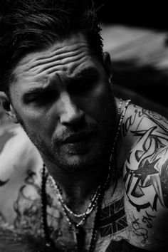 Tom Hardy can get me pregnant any day