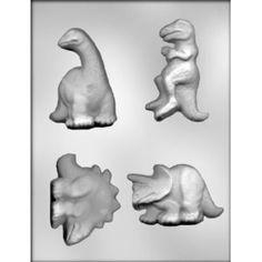 90-11159 Dinosaurs Chocolate Candy Mold – Preegle.com