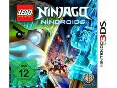 LEGO Ninjago: Nindroids  3DS in Actionspiele FSK 12, Spiele und Games in Online Shop http://Spiel.Zone