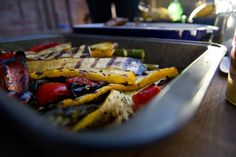 4th of July Food Series: Grilled Vegetable Medley Recipe