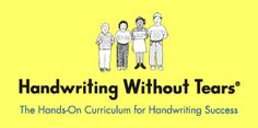 What I consider to be the gold standard for improving handwriting in students with dysgraphia.