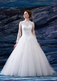 Venus Bridal Fall 2015 Collections — Sponsor Highlight | Wedding Inspirasi