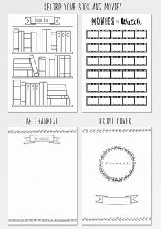 Bullet Journal Bundle Template Collection Printable BUJO planner to buy Bullet Journal - Ultimate Collection - Hand Drawn Style - Bundle - Printable Templates - BUJO - Dotted Grid Bullet Journal Inspo, Bullet Journal Calendar, Bullet Journal Printables, Bullet Journal Notebook, Book Journal, Bullet Journal Front Page, Books To Read Bullet Journal, Bullet Journal Reading Log, Bullet Journal Layout Templates