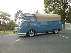 Volkswagen Bus Vanagon Single Cab