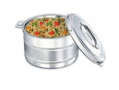 Mothers day giftA Qualilty veg non veg Food warmer chapati serving hot pot stainless steel casserole350 Literfood warmercookwarefast deliverchapati roti ** Check out this great product-affiliate link. #Casseroles