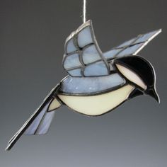 stained glass patterns birds | Things I Like – Shadow Details in Stained Glass