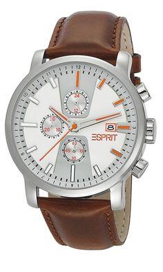Esprit horloge  Artikelnummer: ES104191002   Heren horloge  € 139,90