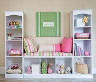 doing this for the girls room, maybe with a canvas with book pages in the middle and scrap paper at the back :)